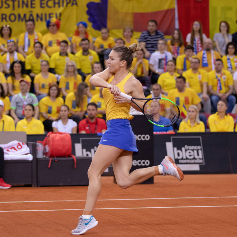 Fed Cup – Romania VS Franta